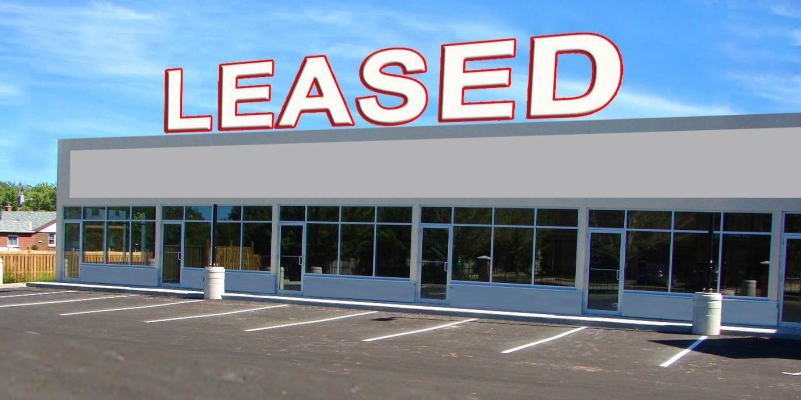 Commercial Retail Plaza For Sale