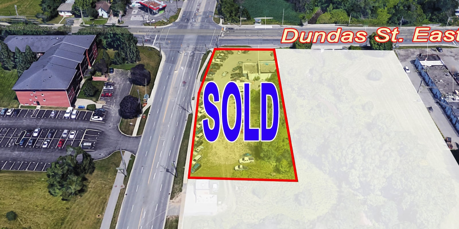 Land Vacant For Sale