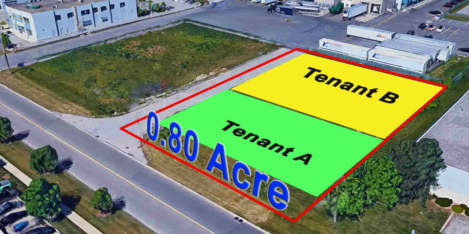 Small Vacant Land For Sale